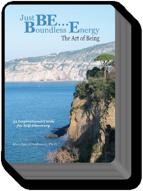 Boundless Energy Card Deck