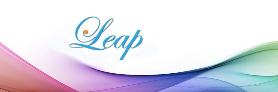 Leap slider