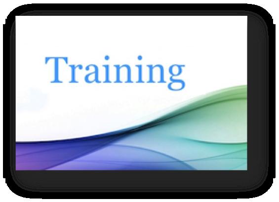 Training panel
