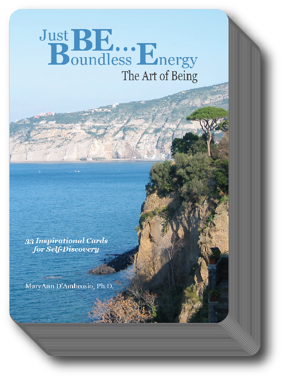 Boundless Energy Card Deck